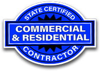 Commercial & Residential State Certified Contractors