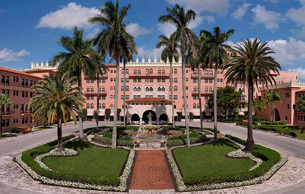 Rack Electric — Clients — Boca Raton Resort and Club (A Waldorf-Astoria® Resort)