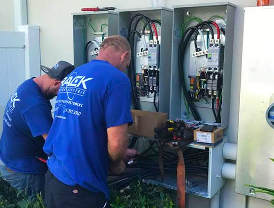 Rack Electric — State Licensed and Certified Electricians
