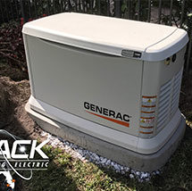 Rack Electric — Generac® Standby Residential Generator