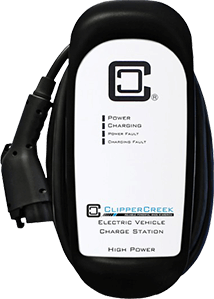 Rack Electric — Electric Vehicle Chargers — Clipper Creek®