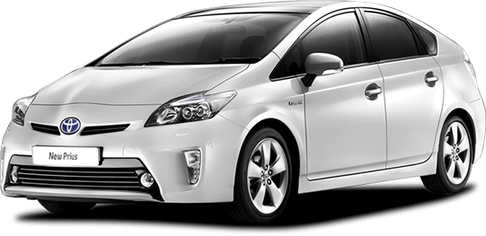 Rack Electric — Electric Vehicle Chargers — Toyota® Prius®