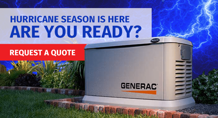 Hurricane Season is Here - Are you ready?