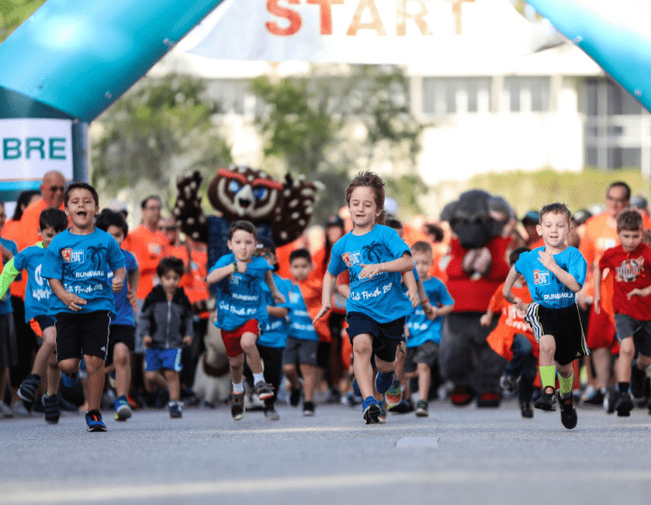 Steps For Life 5K Run & Walk — Gift Of Life Marrow Registry — Rack Electric — Superhero Sprint