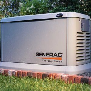 20kW/200A Generac® Guardian® Series Home Standby Generator