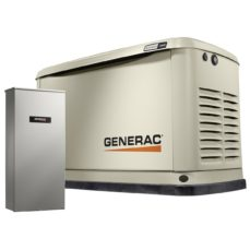 16kW/200A Generac® Guardian® Series Home Standby Generator