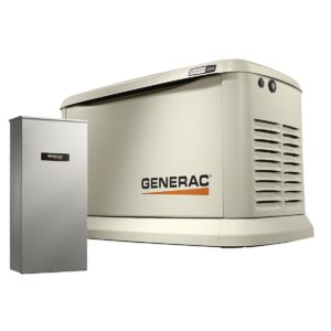 22kW/200A Generac® Guardian Series Home Standby Generator