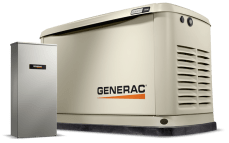 11kW/200A Generac® Guardian® Series Home Standby Generator