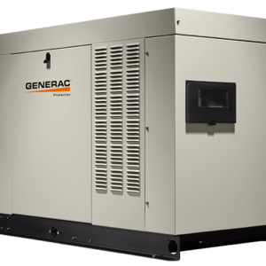 38kW Generac® Protector® Series QuietSource® Home Standby Generator