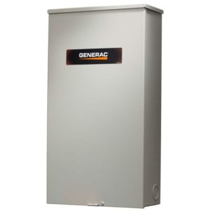 Generac® RTS400 Transfer Switch