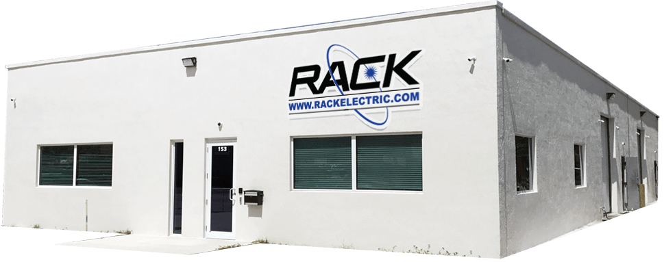 Rack Electric — Rack Electric Corporate Headquarters — Boca Raton, Palm Beach County, Florida